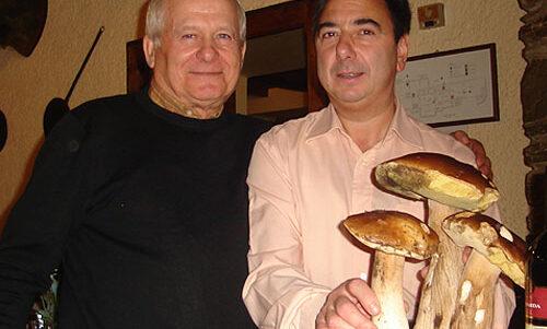 Porcini da record in Garfagnana! Ristorante Ceragetta