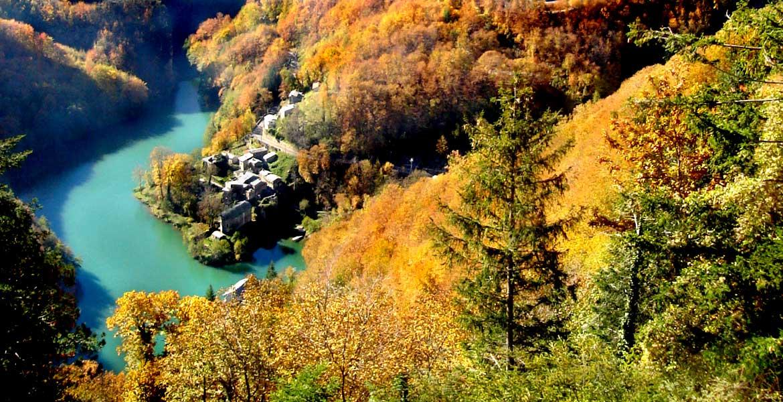 Lago di Isola Santa - CircuitoLuccaTurismo.it