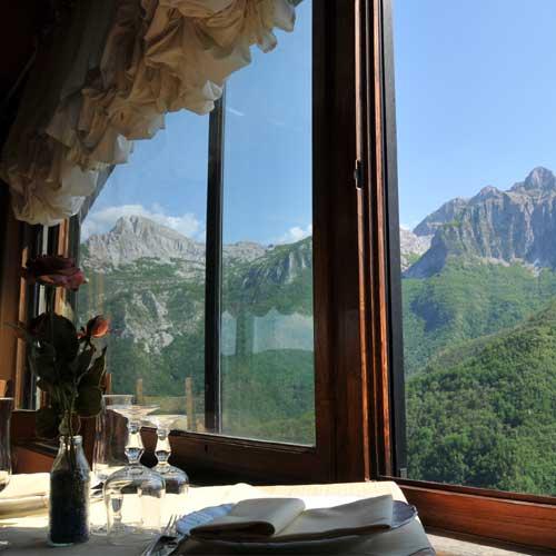 Ristorante panoramico - Ceragetta Resort